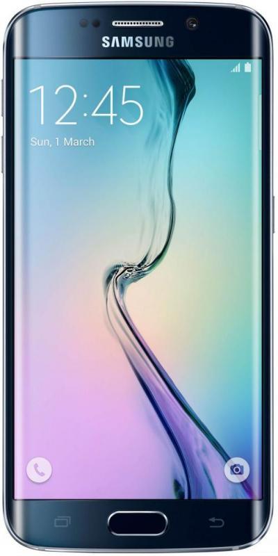 смартфон c хорошей батареей: Samsung Galaxy S6 edge 32Gb