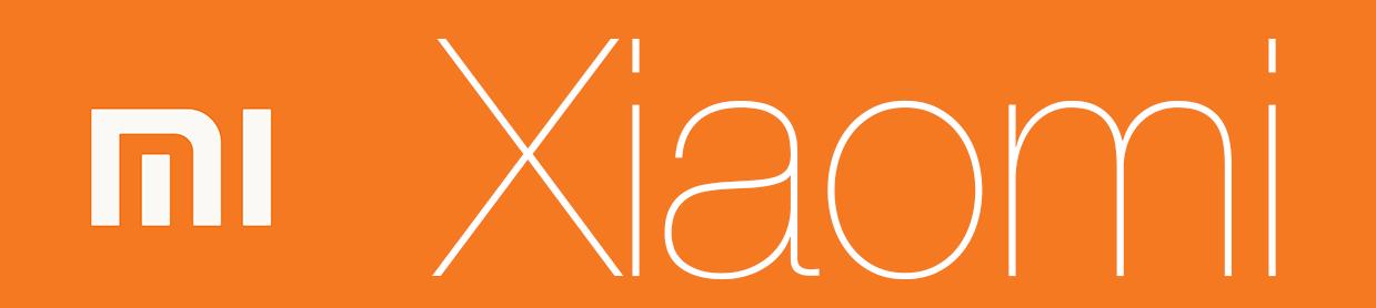 лучшие производители смартфонов: Xiaomi / Сяоми. логотип