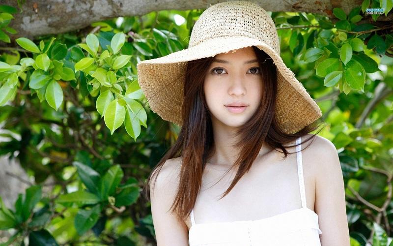 сами красивей девушка малодой из япония