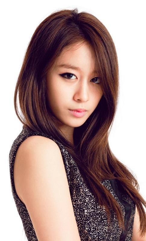 Покажите красивых девушек кореи