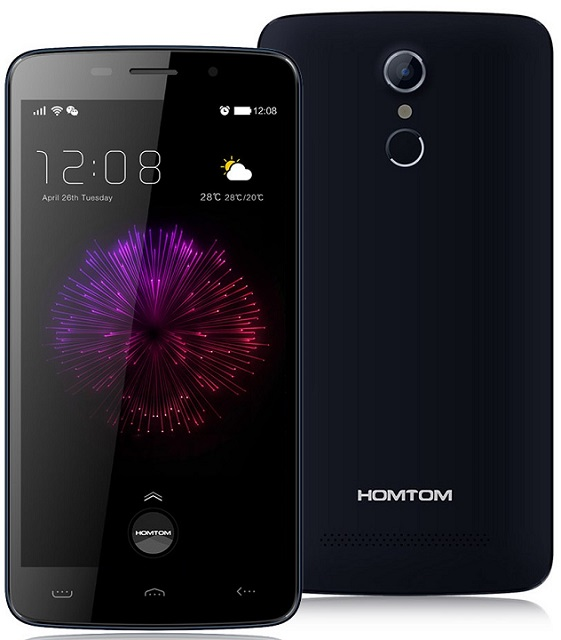 дешевые китайские смартфоны: HOMTOM HT17