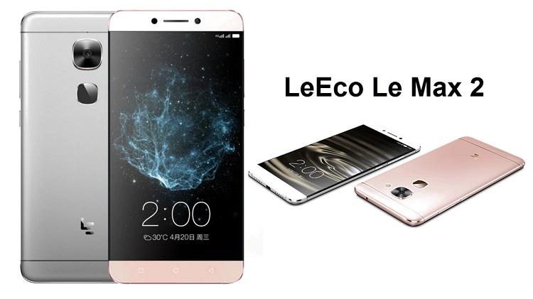 самые лучшие смартфоны 2016: LeEco (LeTV) Le Max 2 X820 32Gb