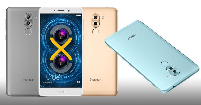 новинки китайских смартфонов: Huawei Honor 6X 32Gb