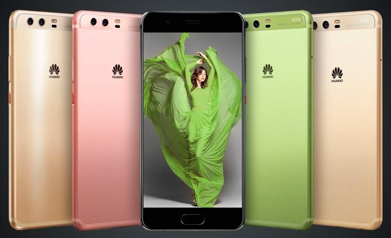 Huawei P10. Характеристики и отзывы владельцев