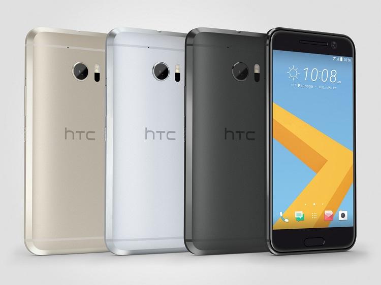какой смартфон лучше купить  в 2016 году: HTC 10