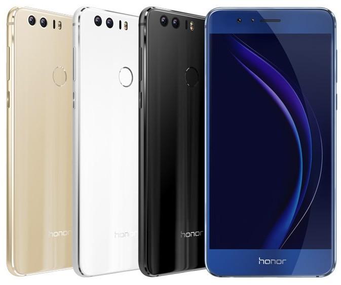 топ-10 китайских смартфонов: Huawei Honor 8 32Gb
