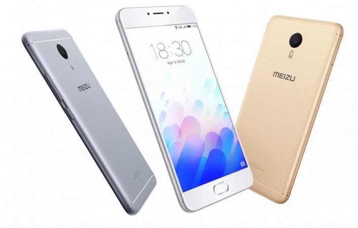 смартфоны с большим экраном и хорошей камерой: Meizu M3 Max 64Gb