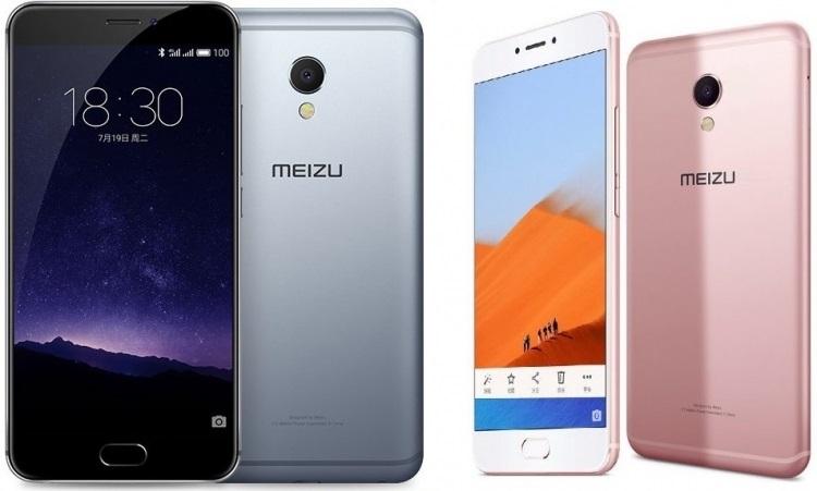 обзор китайских смартфонов: Meizu MX6