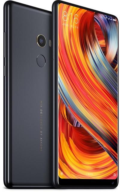 лучшие китайские смартфоны: Xiaomi Mi Mix 2 64GB