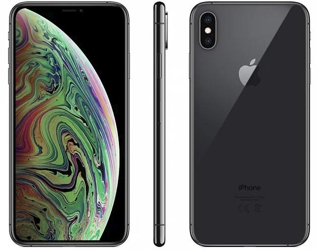 хорошие смартфоны: Apple iPhone Xs Max