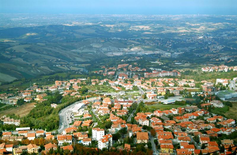 Самые маленькие страны мира: Сан-Марино. Фото
