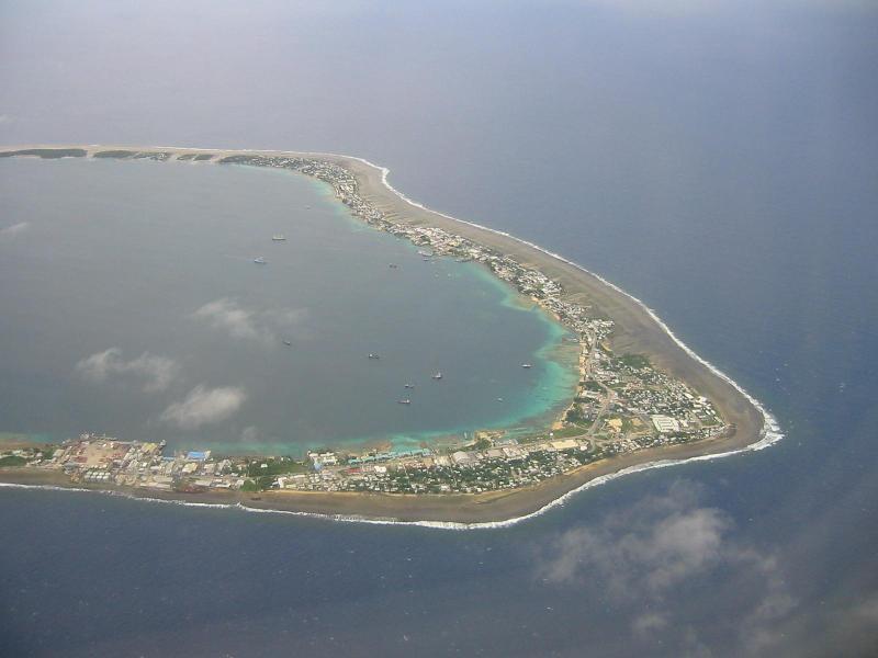 Самые маленькие страны мира: Маршалловы Острова. Фото