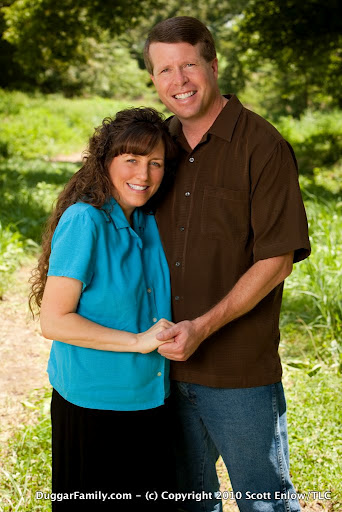 Джим Боб и Мишель Даггар / Дуггар. Фото / Jim Bob and Michelle Duggar. Photo