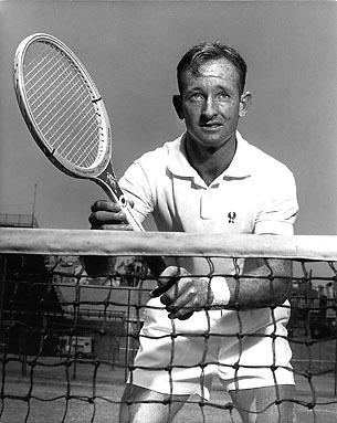 лучшие теннисисты в истории: Род Лейвер. фото / Rod Laver
