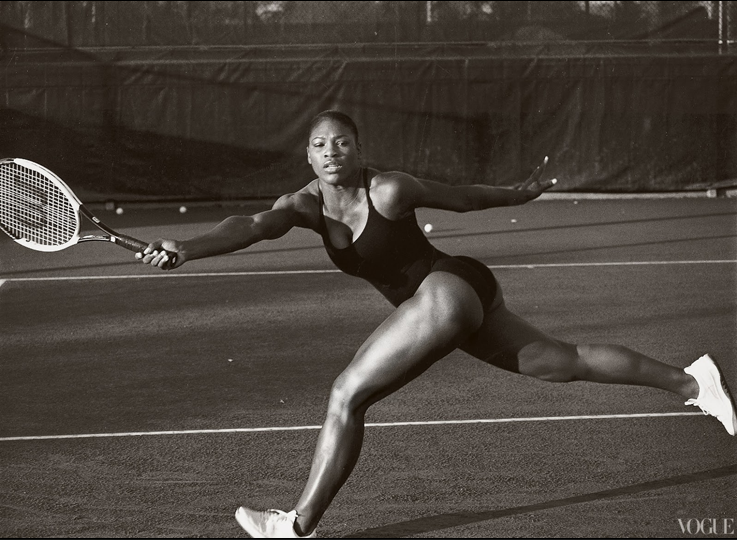 американская теннисистка Серена Уильямс. фото / Serena Williams. Photo